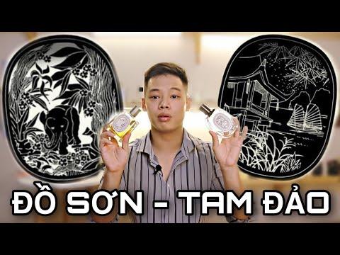Tam Dao - Do Son: Nước Hoa Mang Tên Việt Nam Của Nhà Diptyque / Review Diptyque Tam Dao - Do Son EDT