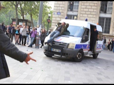 Paris : Nuit Debout vs Contrôles de police