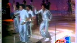 SHAKE YOUR BODY DOWN TO THE GROUND The Jacksons