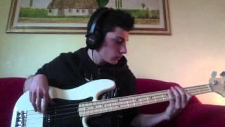 The Smiths - Bigmouth Strikes Again (Bass Cover) HD
