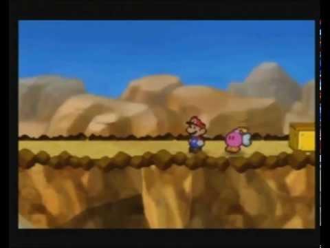 Let's Play Paper Mario - Part 14: wie die Deutsche Post