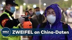 UUUPS VERZÄHLT: China korrigiert Zahl der Corona-Todesopfer für Wuhan deutlich