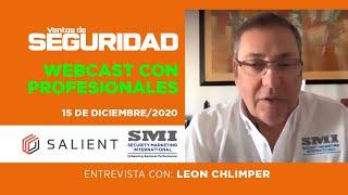 Entrevista con Leon Chlimper Director de  Security Marketing International LLC