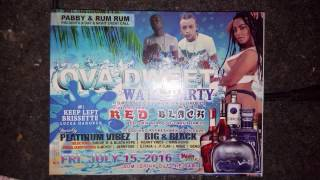 Ova dweet wata party 2016