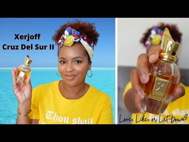 Xerjoff Cruz Del Sur II First Impression & Review | Love, Like, or Let-Down? | Perfect Mango Perfume