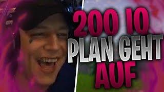 MONTE's 200 IQ Plan geht auf | REPAZ lasert 3 Leute | Fortnite Highlights Deutsch