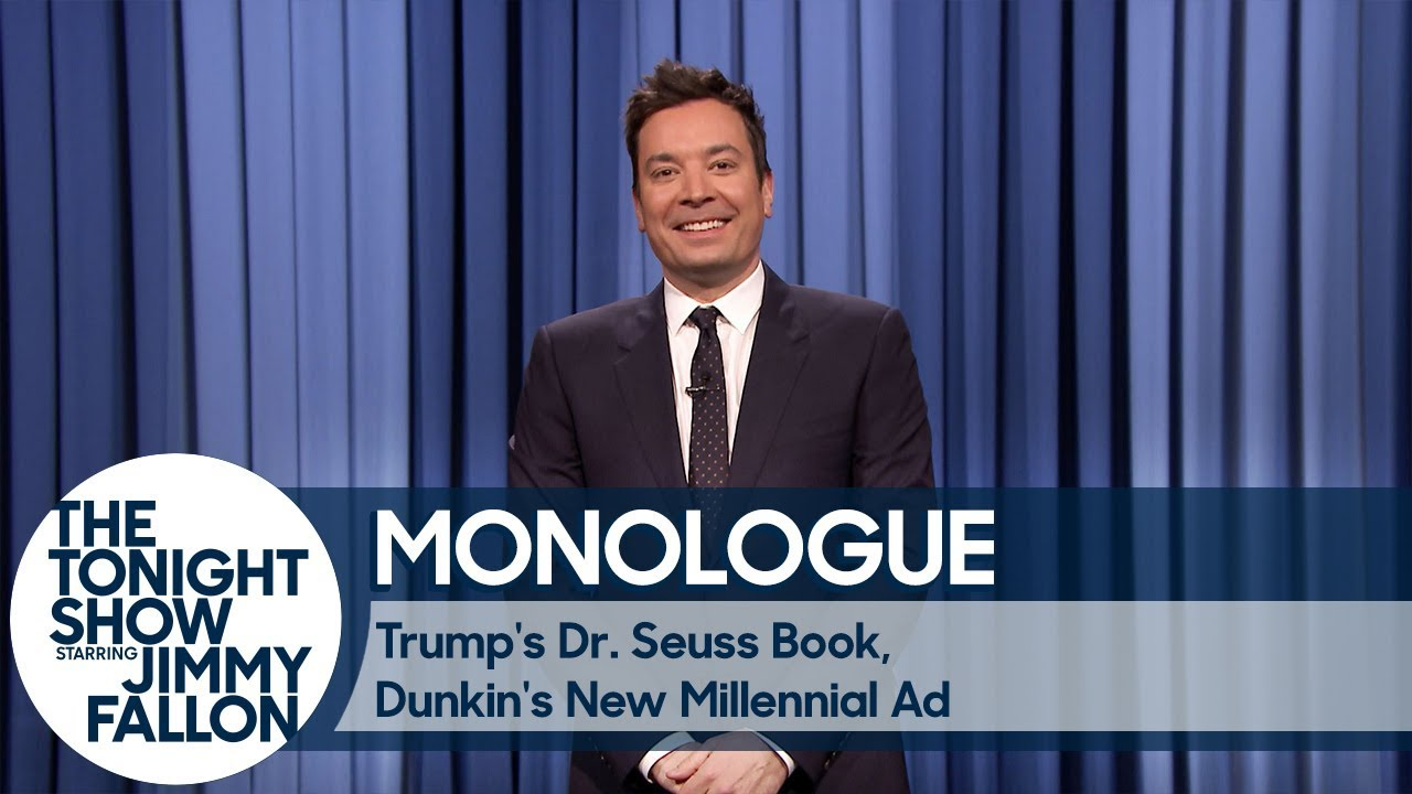 trump-s-dr-suess-book-dunkin-s-new-millennial-ad-monologue