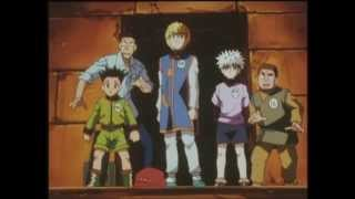 Hunter x Hunter cap 14 castellano HD