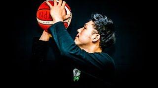 車いすバスケットボール 篠田匡世選手 車いすバスケットボールをスタートした理由