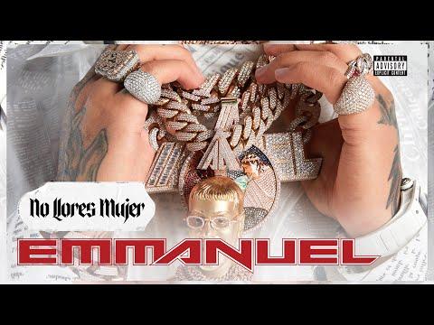 Anuel AA, Travis Barker - No Llores Mujer  (Audio Oficial)