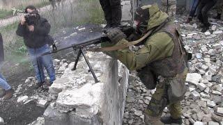 Антитерористичні навчання СБУ пройшли на адмінкордоні з Кримом