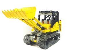 Concept lego track loader RC HD