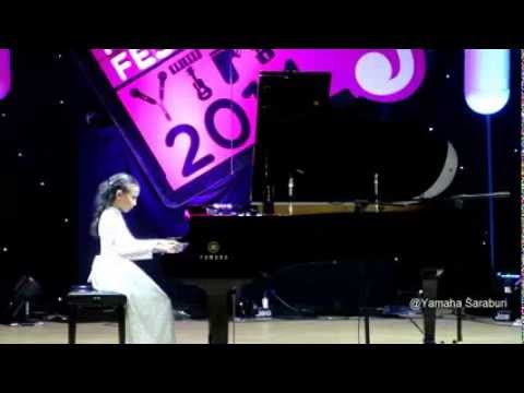 YTMF14(รอบเขต) แพร เปียโน