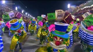 CAMPEÃ BEIJA FLOR  Melhores momentos do Desfile Carnaval do Rio 2018