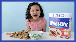 Weet-Bix presents: Aussies Can Do Amazing Things - Riley Diary