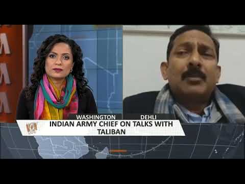 Is India Changing his policy towards Afghan Taliban?