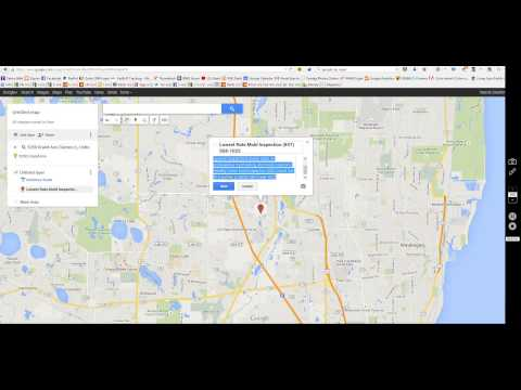 Create a Custom Google Map and Embed on Your Website