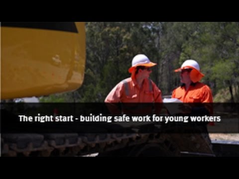 The right start: Building safe work for young workers