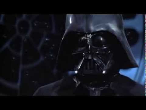 Chuck Norris vs Darth Vader