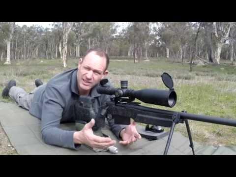 Extreme Long range prone shooting technique