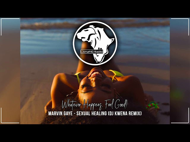 Marvin Gaye - Sexual Healing (DJ Kwena Amapiano Remix)