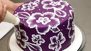 AMAZING Cakes COMPILATION Fondant & Buttercream by Cakes StepbyStep