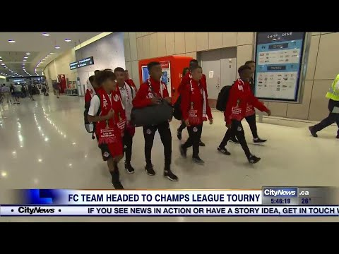 Toronto FC Academy team to compete at Champions League Tournament