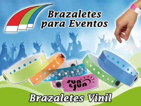 BRAZALETES PARA EVENTOS