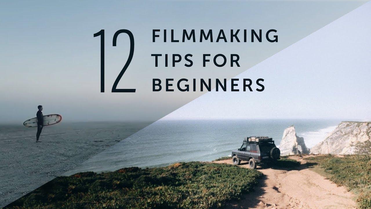 Download Filmmaking TIPS For Beginners