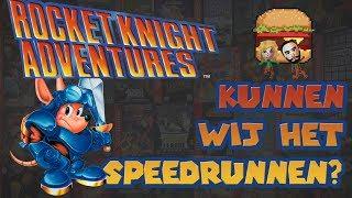 Rocket Knight Adventures - Kunnen wij het speedrunnen?