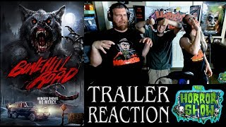 """Bonehill Road"" 2018 Werewolf Movie Trailer Reaction - The Horror Show"