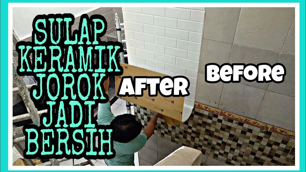 Dekorasi Dapur dengan Wallpaper | Wallpaper Dinding 3d Bata