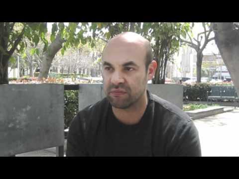 """Ian Gomez as """"Javier"""" from FELICITY"""