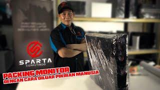 Monitor LCD HP 19 inc Wide Type LV1911 Garansi 3 bulan Obral Murah