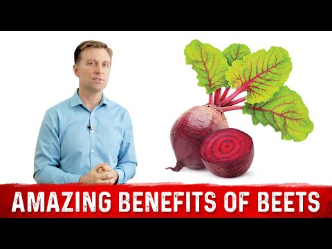 The Benefits of Eating Beets | Dr.Berg