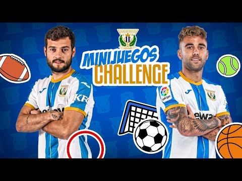 ⚽️🏈🎾 MINIJUEGOS CHALLENGE | José Arnaiz vs. Róber Ibáñez