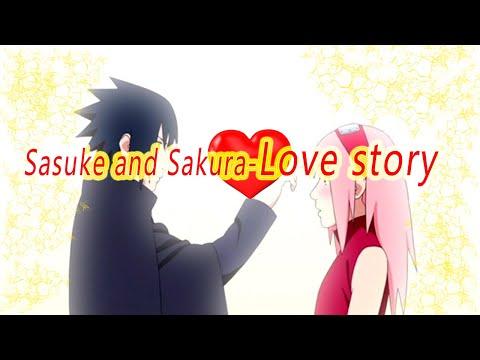 Sasuke And Sakura- Love Story -「AMV」