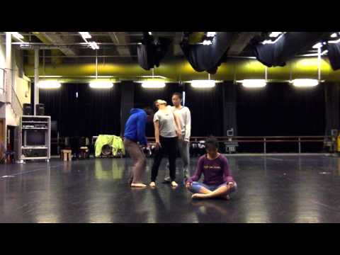 The Hong Kong Academy For Performing Arts - Choreographic Workshop2 2015