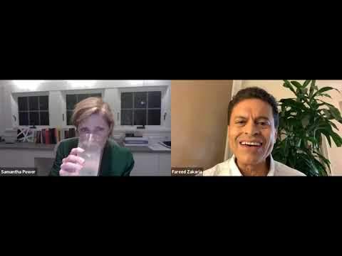 Fareed Zakaria, 'Ten Lessons For A Post-Pandemic World' (with Samantha Power)