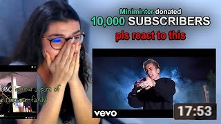 DONATING TO TWITCH STREAMERS TO RAP MY DISS TRACK
