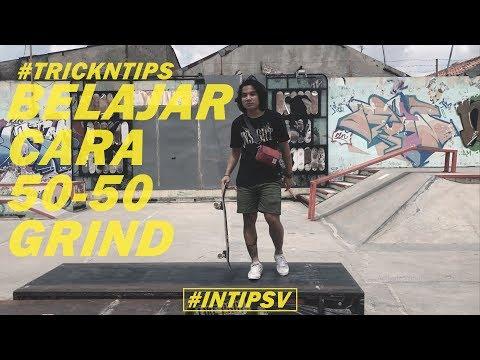 #TricknTipSV Cara 50:50 Grind..