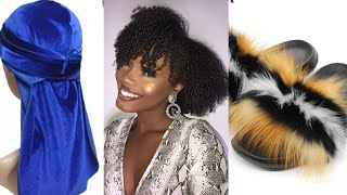 ALIEXPRESS WINTER ACCESSORIES HAUL (First Haul Of The Year!) #FashionFridays