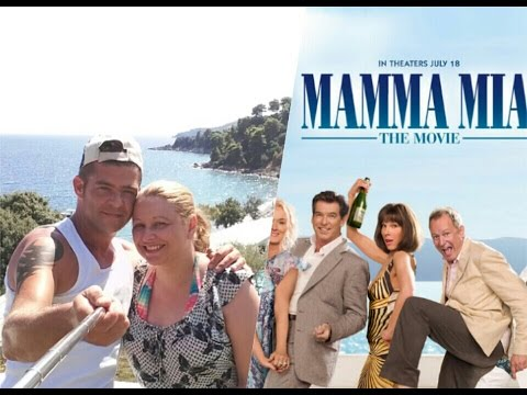 mamma mia film locations youtube. Black Bedroom Furniture Sets. Home Design Ideas