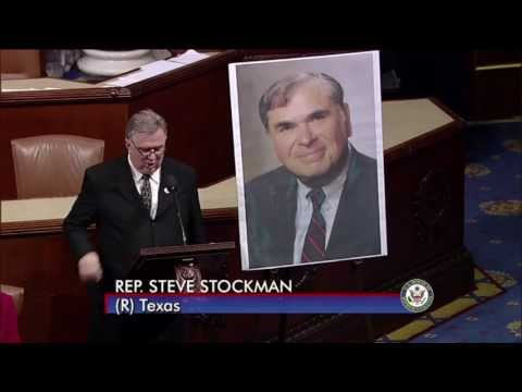 Congressman Steve Stockman's Tribute to Howard Phillips