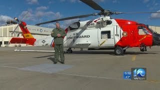 Following recent search and rescues, Coast Guard talks water safety