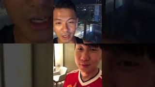 黑人陳建州 林俊傑 IG直播 20180726