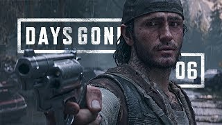Days Gone (PL) #6 - Nowy obóz (Gameplay PL / Zagrajmy w)
