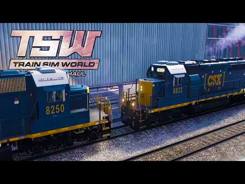 WHEN TRAINS CRASH! Train Cold Start + Turntable - Train Sim