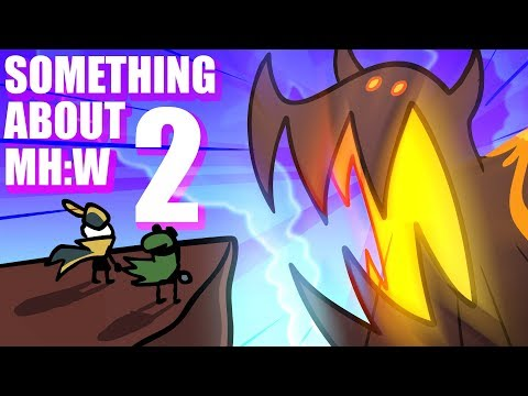 Something About Monster Hunter World PART 2 ANIMATED (Loud Sound Warning) ᕕ( ᐛ )ᕗ thumbnail