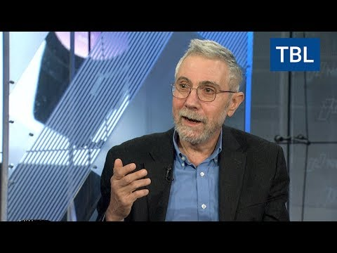 Nobel Prize-winning Economist Paul Krugman on Tax Reform, Trump, and Bitcoin